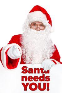 Santa Needs You