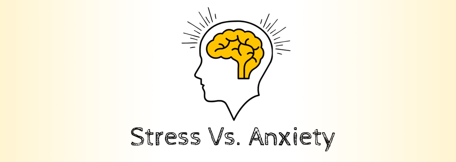 Anxiety and Stress – What's the difference?