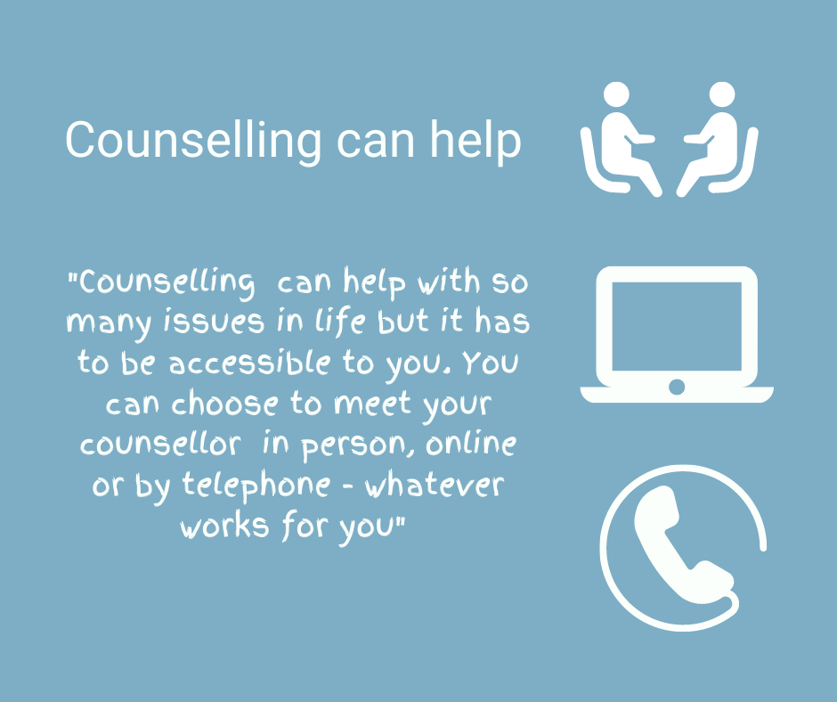 Counselling Can Help