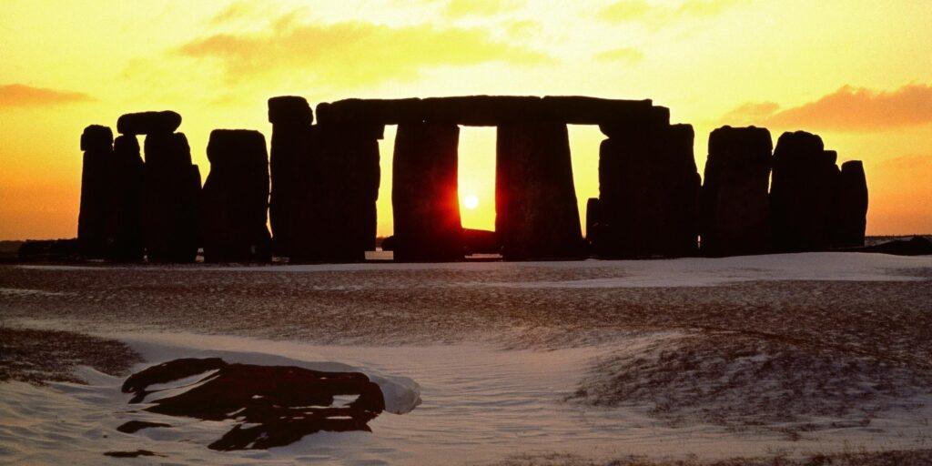 Winter Solstice-here Comes The Sun!