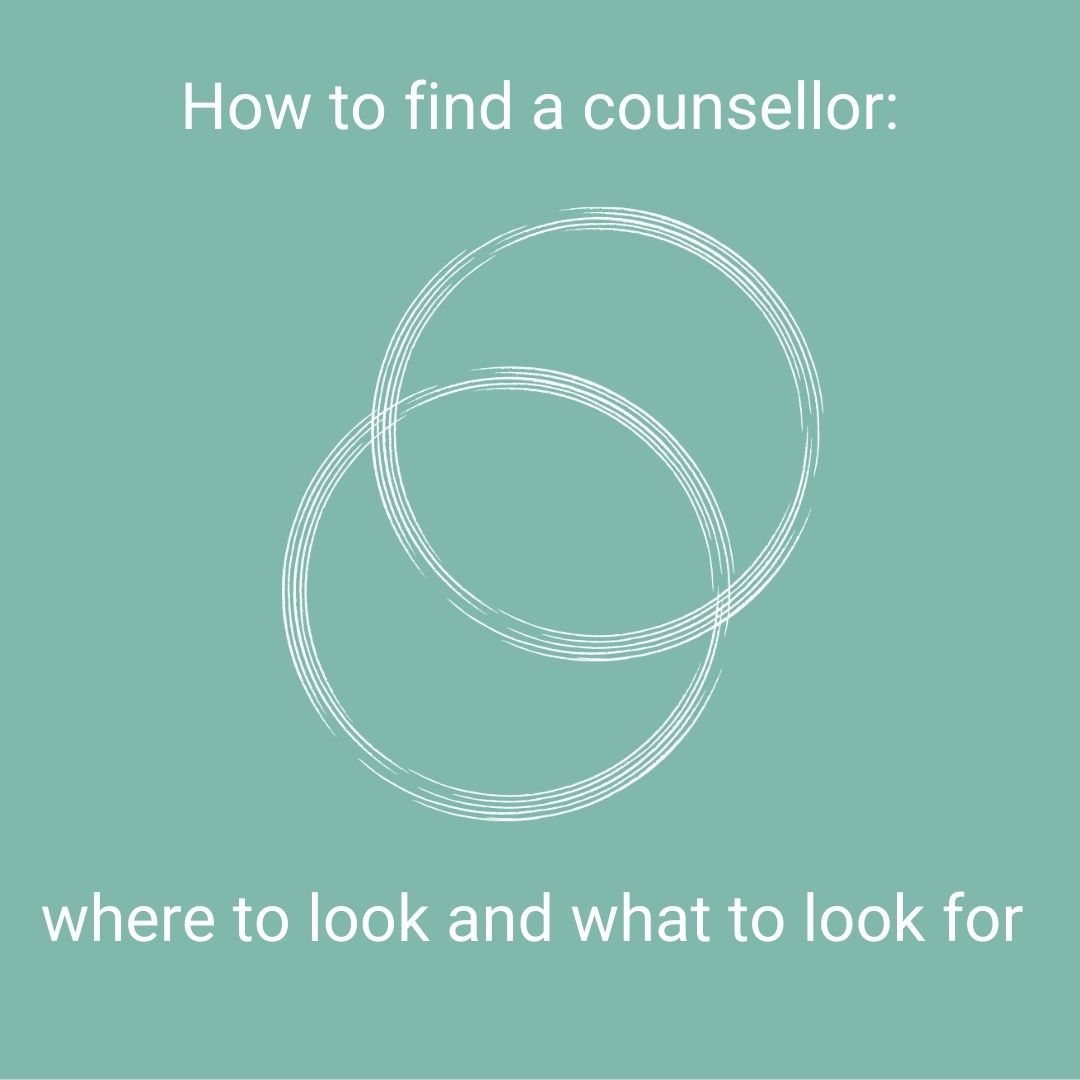 How To Find A Counsellor 2