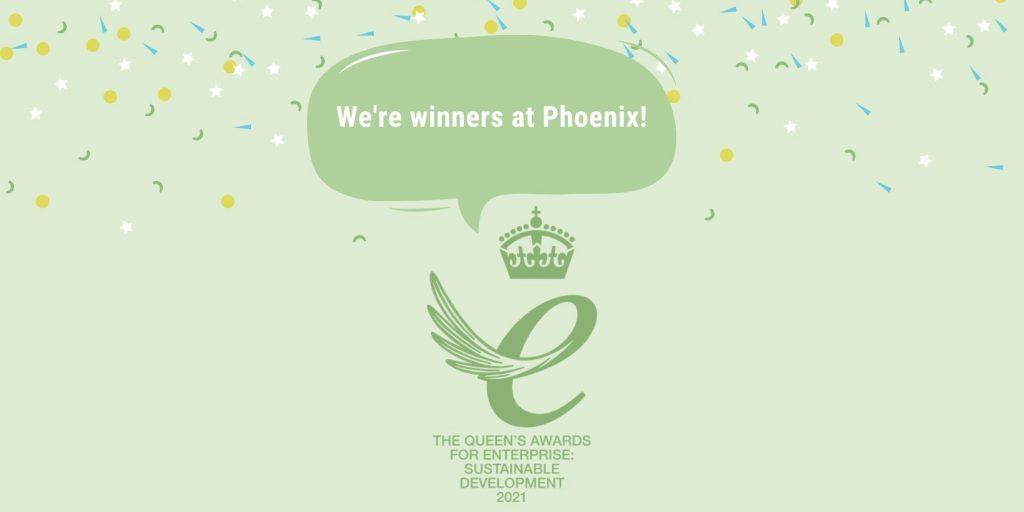 Queen's Award For Enterprise: Winner 2021