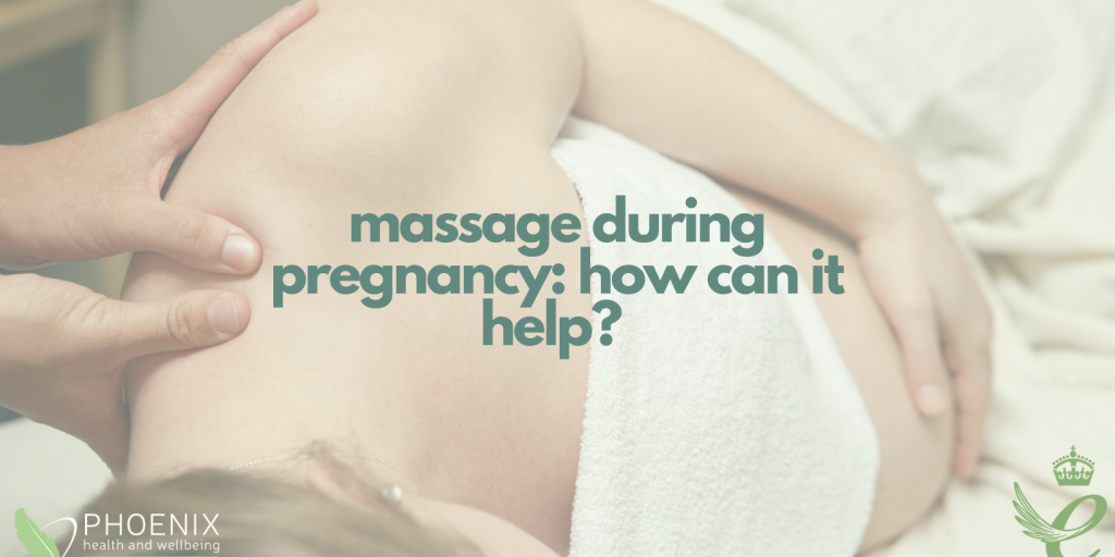 Pregnancy Massage Can Help In So Many Ways